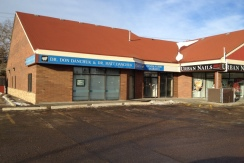 Large Corner Retail Space – LEASED