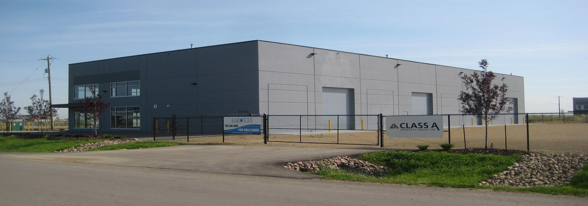LBP Stand Alone Buildings – 74th Ave & 33rd Street, Leduc, AB
