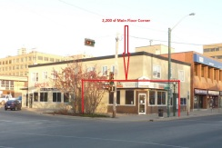 Corner Retail – LEASED