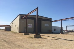 Freestanding Industrial Facility – LEASED