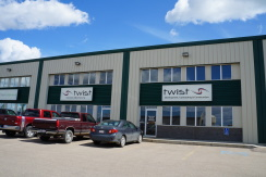 Leduc Shop With Yard – #109, 3912-77th Avenue, Leduc, AB