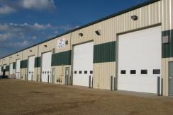 Leduc Industrial Bay With Yard – #111, 3912-77 Avenue, Leduc, AB