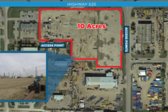 Industrial Land Lease – 1806-5 Street, Nisku, AB
