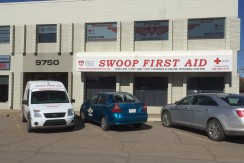 Professional Office Space – 9750-51 Avenue, Edmonton, AB