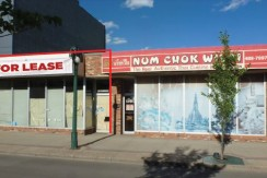 Main Floor Retail/Professional Space – LEASED