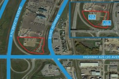 High Profile Development Land – 2010 Sparrow Drive, Leduc, AB