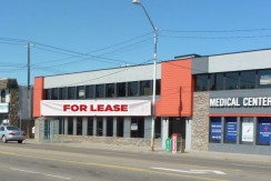 124 Street Retail/Office Space – 124 Street & 118 Ave, Edmonton, AB
