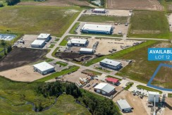 Clearview Industrial Park Lot 12 – Red Deer, AB