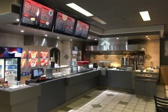 Main Floor Jasper Ave Restaurant – SOLD