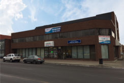 JEIII Building Retail Space – LEASED