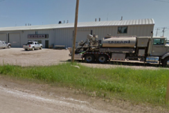 Industrial Yard & Warehouse – 25 Wheatland Crescent, Provost, AB