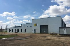 Fabrication Shop With Yard – 6400-30 Street, Edmonton, AB