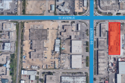 High Exposure Edmonton Storage Yard – 9801-51 Avenue, Edmonton, AB